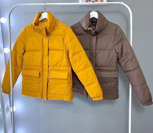 Жіноча демісезонна куртка 3610, фото 2