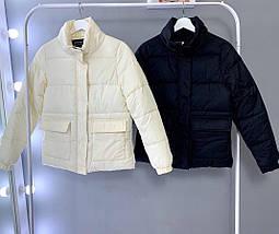Жіноча демісезонна куртка 3610, фото 3