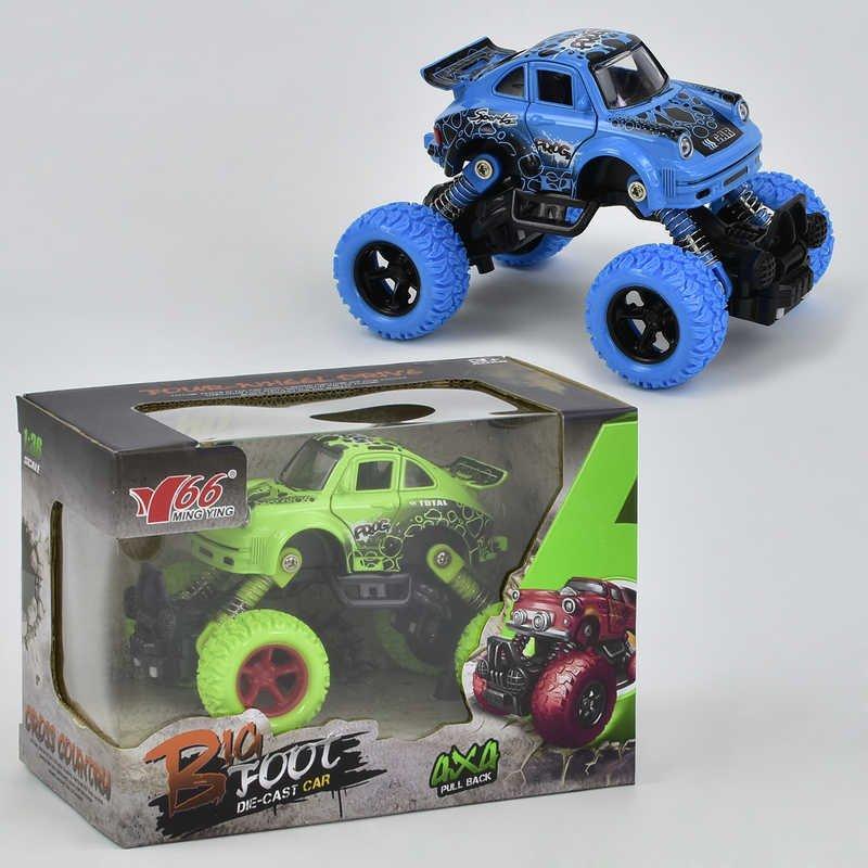 Детская игрушечная машинка Внедорожник Big Foot (MY66 - Y 1124)