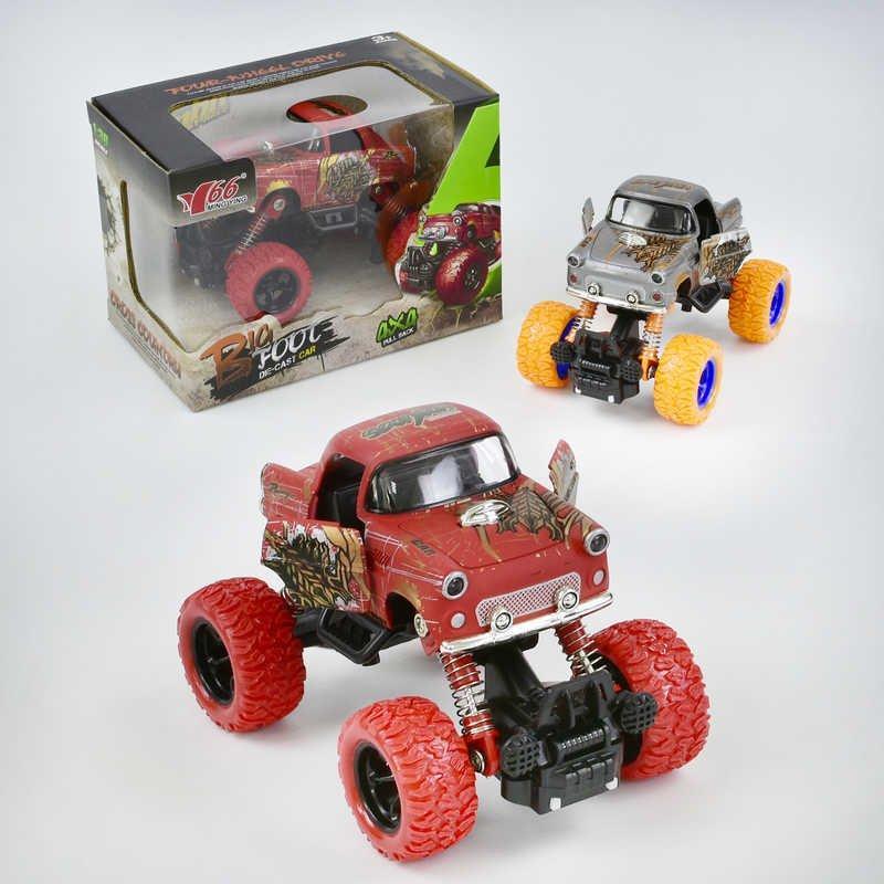 Детская игрушечная машинка Внедорожник Big Foot (MY66-Y 1123)
