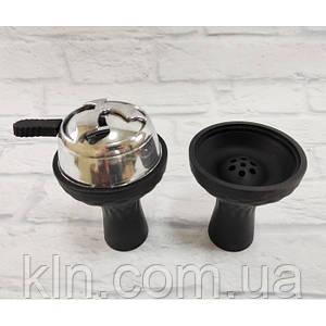 Набор Smoke Box силиконовая чаша + калауд на 1ручку