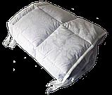 Комплект бортиків / захист в дитяче ліжечко / комплект бортиков 120 * 33 см та 59*33 см білий кант, фото 3