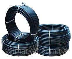 Труба поліетиленова ПЕ-100 SDR 11 (до 16 атм.) 75 х 6,8 водопровідна питна
