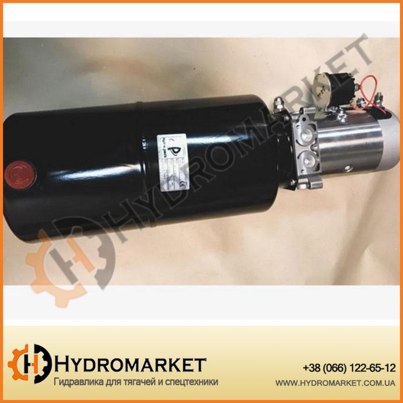 Поверпек Hydro-Pack 24V-2,2 KW 2,1CM3 (Електрогідравліка / PowerPack) на гідроборт 1-1,5 т D13-P-N-P13-12-T10-