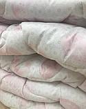 Одеяло двуспальное холофайбер ОДА, фото 2