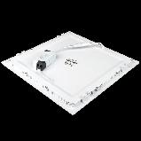 Светодиодный встраиваемый светильник Ilumia 24Вт, 295мм, 4000К (нейтральный белый), 1900Лм (034), фото 2