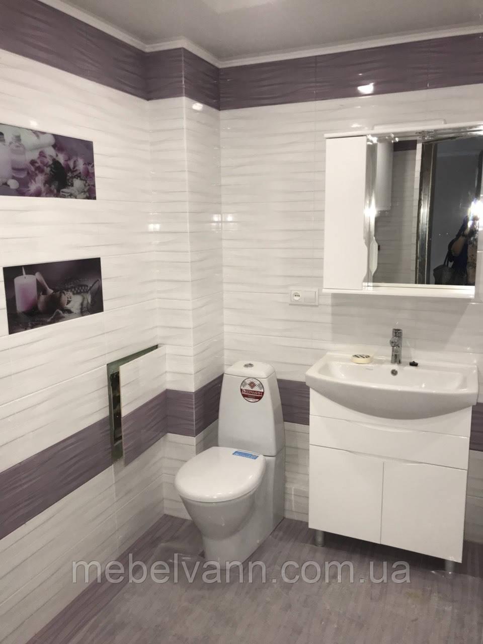Кафель для ванной Батик  (Batik) 23*50 Intercerama