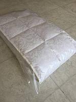 Комплект бортиків / захист в дитяче ліжечко / комплект бортиков 120 * 33 см та 59*33 см білий кант, фото 1