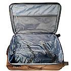 Комплект тканевых чемоданов Kaiman 2 колеса, фото 2