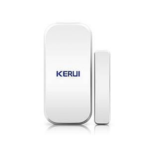 Беспроводной датчик открытия ГЕРКОН для  KERUI сигнализации ВладотНастиОдесса D025 на открытие дверей и окон