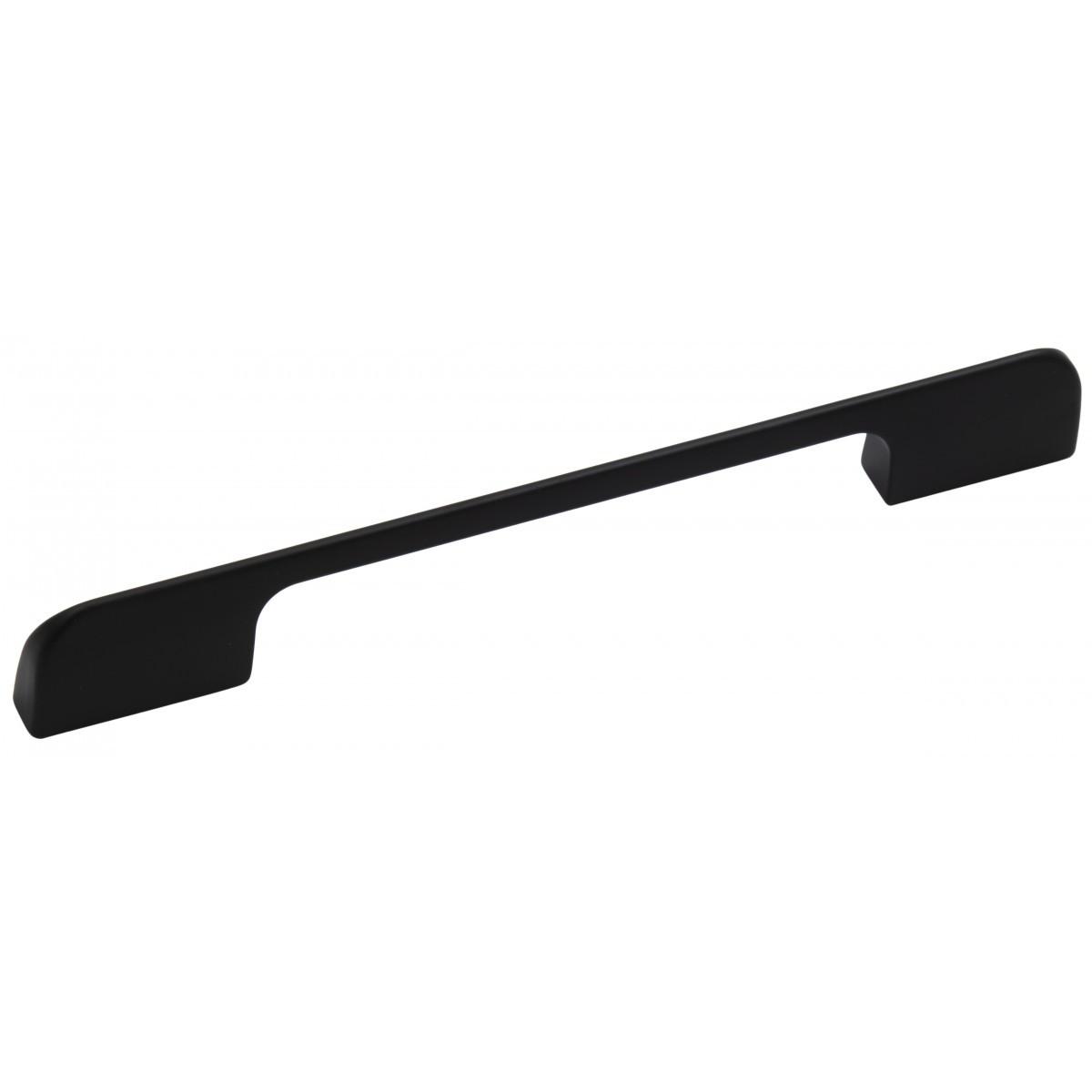 Ручка мебельная Ozkardesler 5567-012 ELVIN 160/192мм Матовый Черный