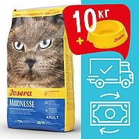 Корм Йозера Марінезе Josera Marinesse для кішок гіпоалергенний з лососем 10кг