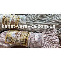 Мотузка 4 мм - 100 м, шнур капроновий (поліамідний)