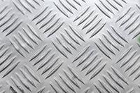 Лист рифленный алюминиевый квинтет