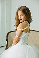 Модель LUCREZIA - дитяча сукня / детское нарядное платье