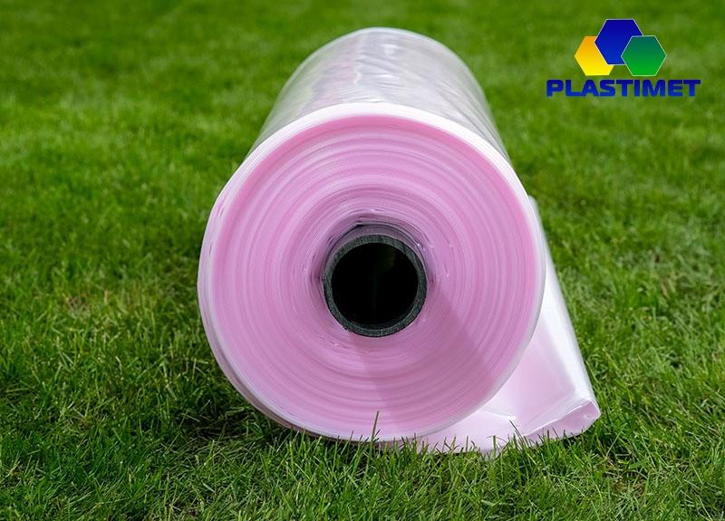 Пленка тепличная стабилизирована, 6-сезонная, 3-слойная, 150 мкм, 10 м ширина, 50м длина