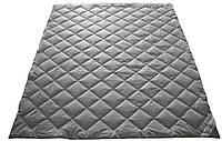Одеяло с наполнителем 100% хлопок 220Х240 демисезонное в жаккардовом сатине IGLEN 22024071