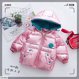 Куртка детская. Материал:синтипон + плащевка.  Производитель: фабричный китай.