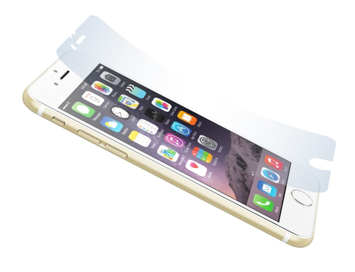 Защитная противоударная передняя пленка для Apple iPhone 7/8