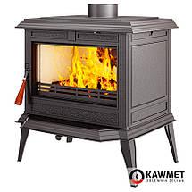 Печь камин чугунная KAWMET Premium S11 (8,5 kW), фото 3