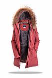 Парку жіноча freever теракот, фото 2