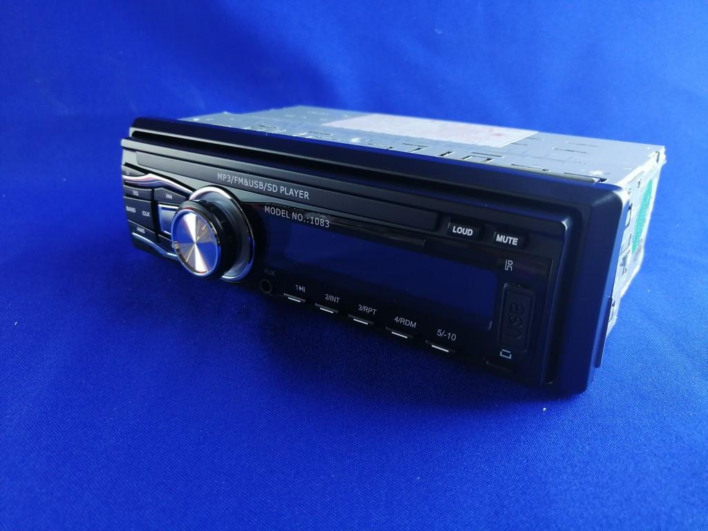 Магнитола Pioner 1083 ISO с USB FM MP3