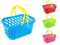 Детская корзинка для покупок 04-434 Kinderway, 4 цвета