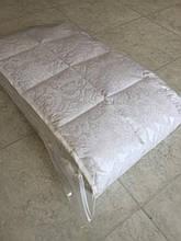 Комплект бортиків / захист в дитяче ліжечко / комплект бортиков защита в кроватку 180 * 33 см 2 шт білий кант