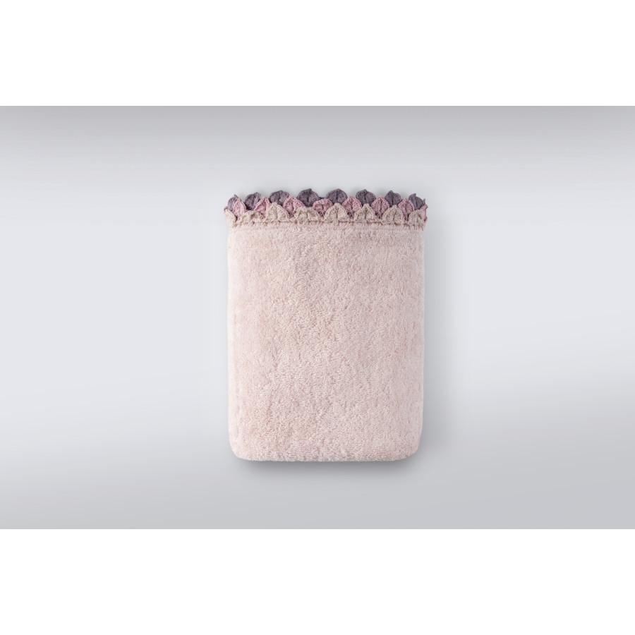 Полотенце Irya - Becca pembe розовый 90*150