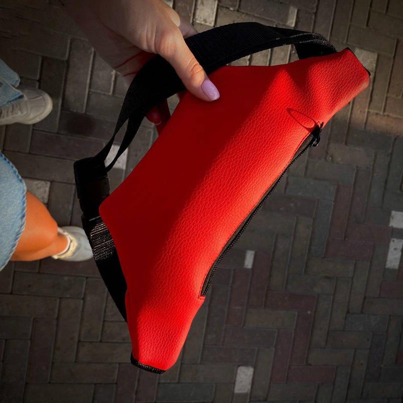 Бананка Чоловіча | Жіноча Philipp Plein Red червона, фото 2