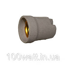 Патрон керамічний E27  180 – 260 В