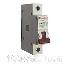 Автоматичний вимикач 1  полюс 16 A