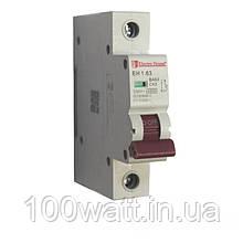 Автоматичний вимикач 1  полюс 63 A
