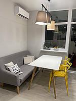 Прямой диван Signal Nordic 3 Серый (NORDIC3CABLO14)