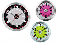 Часы настенные Цветные 35.5*4.3 см
