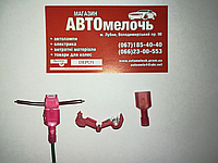 Соединитель провода перемычка с съёмным контактом (гильотина) пр-во Турция