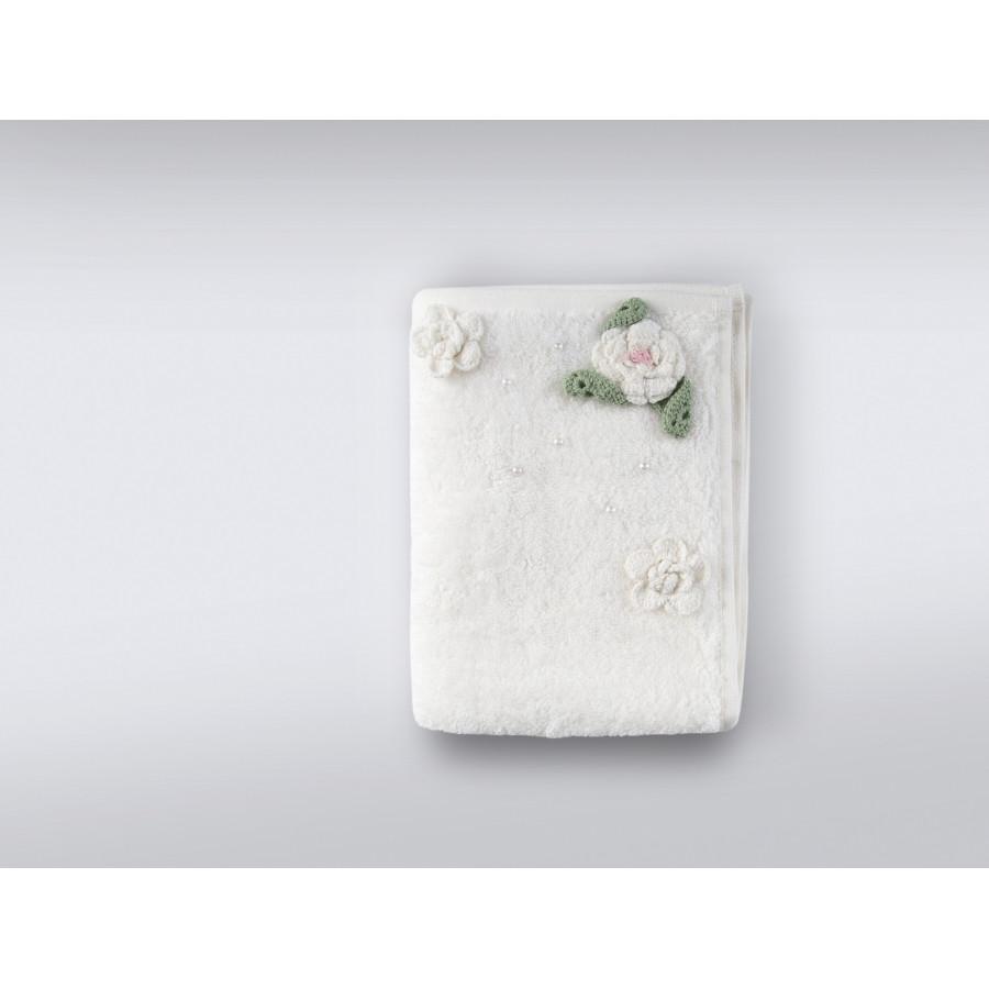 Полотенце Irya - Limna ekru молочный 90*150