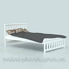 Кровать полуторная деревянная АSTI (Асти) Луна