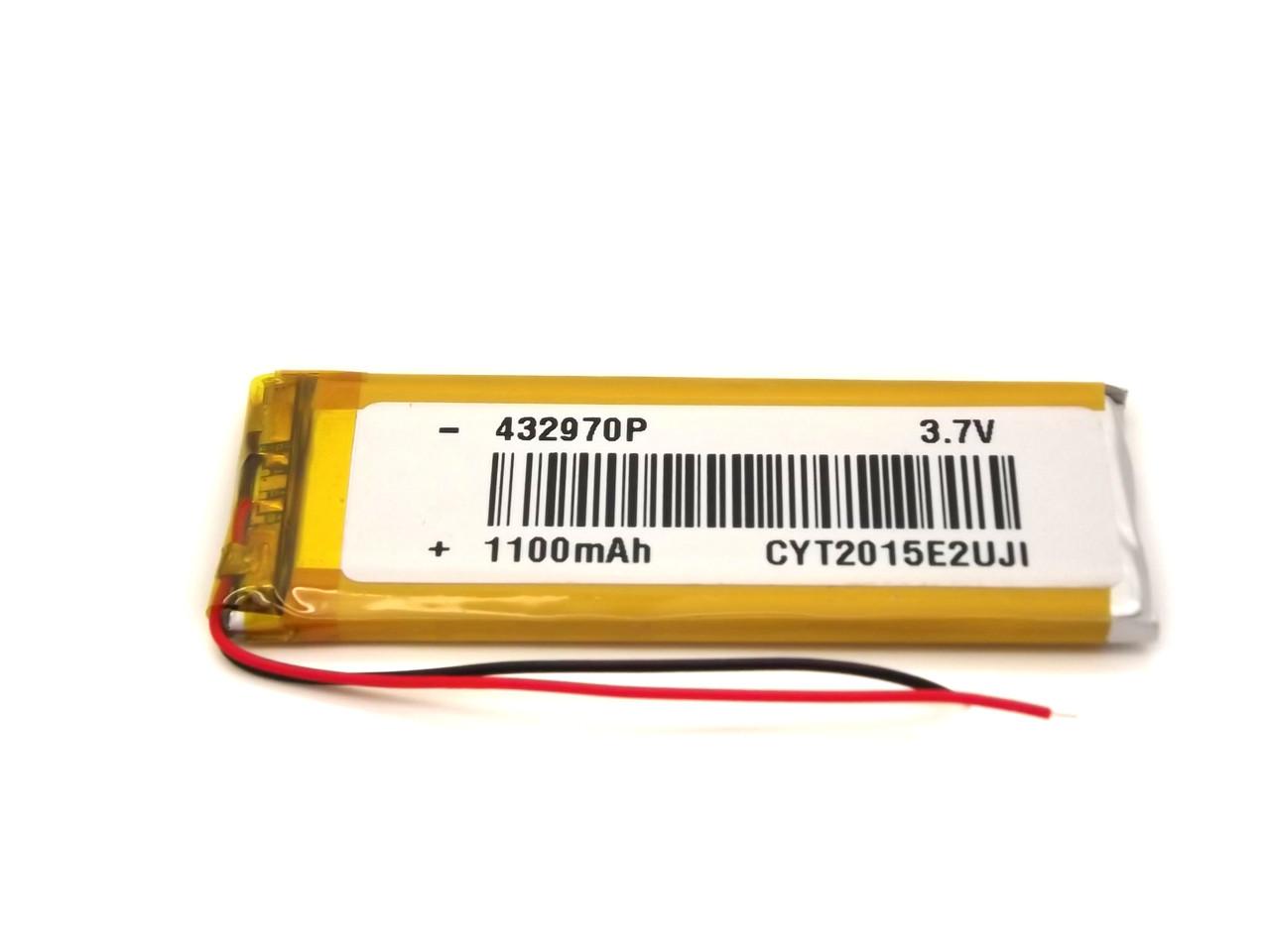 Аккумулятор для GPS навигатора 1100 mAh