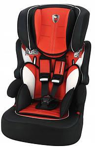 Автокресло Nania Befix Sp Racing Grey (9-36 кг) красный