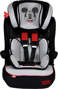 Автокресло Nania Mickey Mouse I-MAX SP LUXE  (9-36 кг)