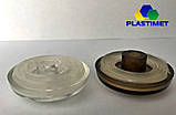 Шайба поликарбонатная бронза 4мм-10мм, фото 2