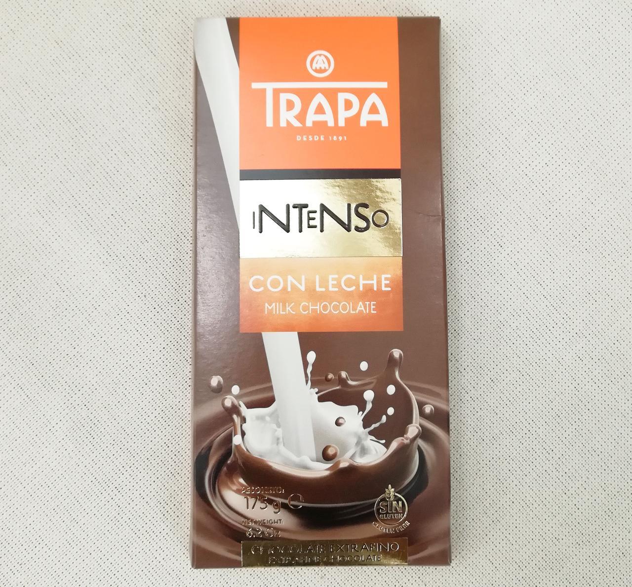 Trapa Intenso Milk Chokolate