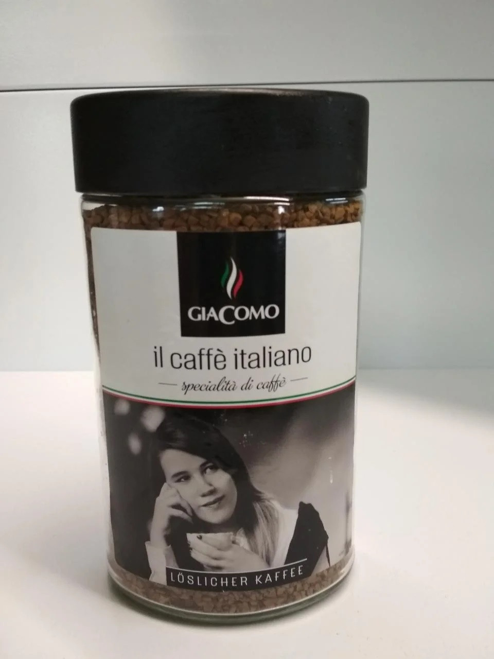 Кофе растворимый GiaComo il Caffe Italiano 200 грамм