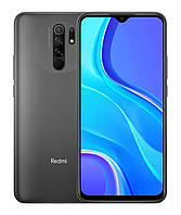 Смартфон Xiaomi Redmi 9 4/64GB Carbon Gray (Сірий)