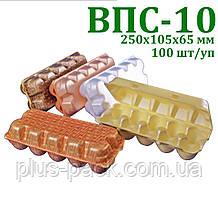 Одноразовая упаковка для куриных яиц UE-10
