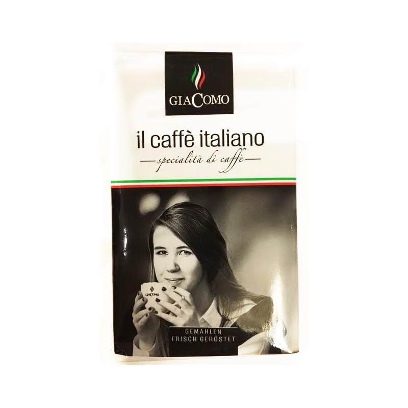 Молотый кофе GiaComo молотый il Caffe Italiano 250 грамм