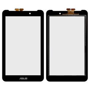 Сенсорний екран для планшетів Asus FonePad 7 FE170CG, MeMO Pad 7 ME170, MeMO Pad 7 ME170c, чорний, фото 2