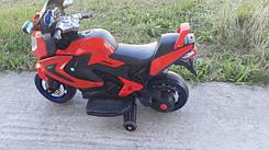Эл-мобиль T-7229 RED