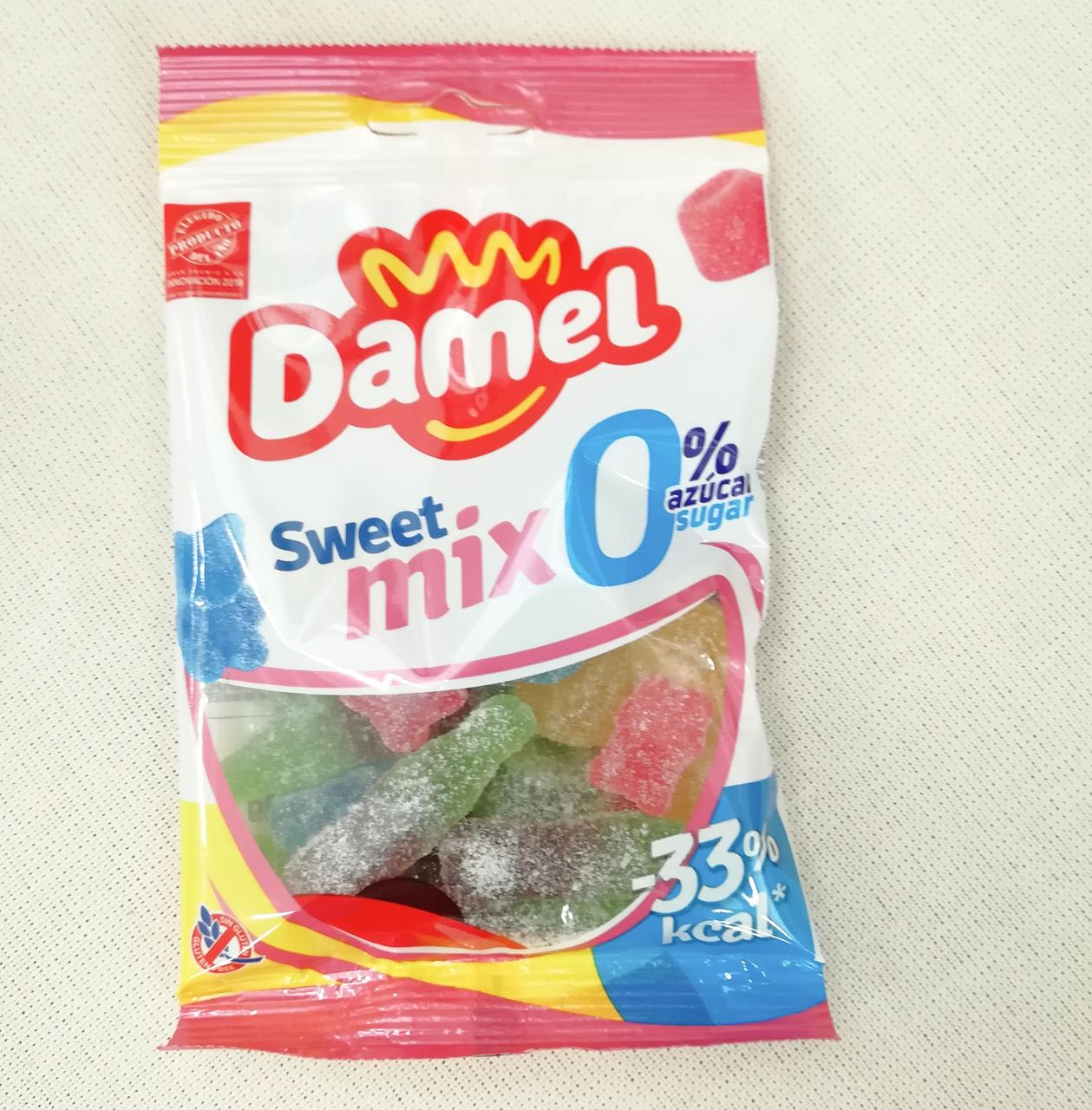 Damel Sweet Mix No Sugar 100 gramm